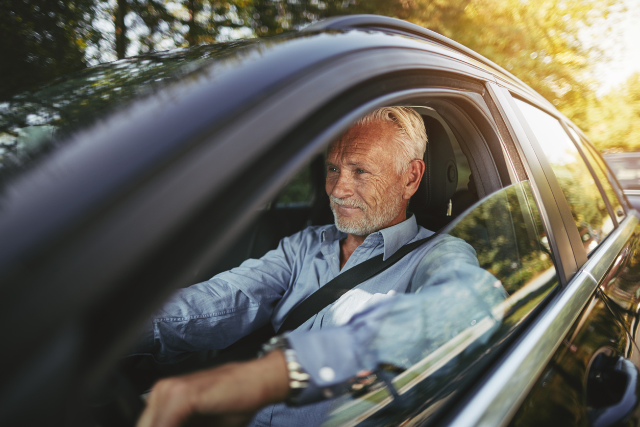 Older Drivers- Occupational Therapists Can Help Assess Risk